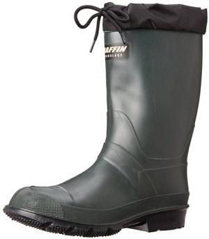 -40℃でも足元を守る防寒ブーツ カナダ( バフィン社 )製