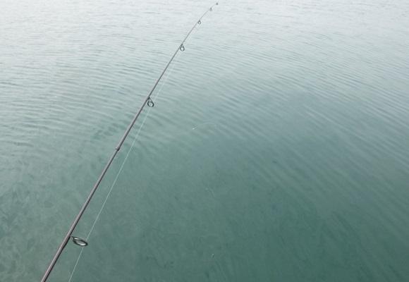 「 チヌ ( 黒鯛 ) 釣り入門 」 0575
