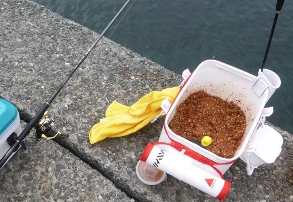 「 チヌ ( 黒鯛 ) 釣り入門 」 0751
