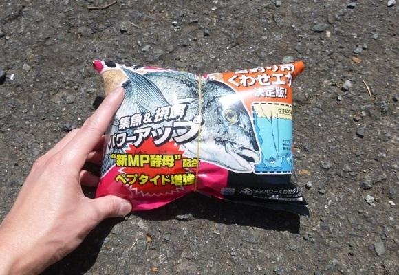 「 チヌ ( 黒鯛 ) 釣り入門 」 0802