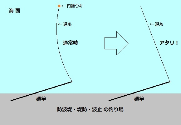 「 チヌ ( 黒鯛 ) 釣り入門 」 0852