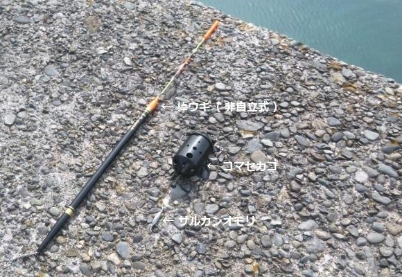 「 チヌ ( 黒鯛 ) 釣り入門 」 0859