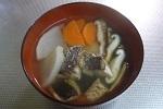 グレ( メジナ )の食べ方「 お正月のお雑煮の作り方の魚料理レシピ 」.jpg