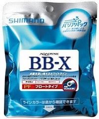 シマノ BB-X アクアダイン ナイロンライン
