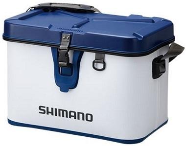 シマノ タックルボートバッグ( ハードタイプ )BK-001Q