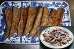 ソウダガツオの食べ方「 にんにく醤油漬けと鰹フレークの料理レシピ 」.jpg