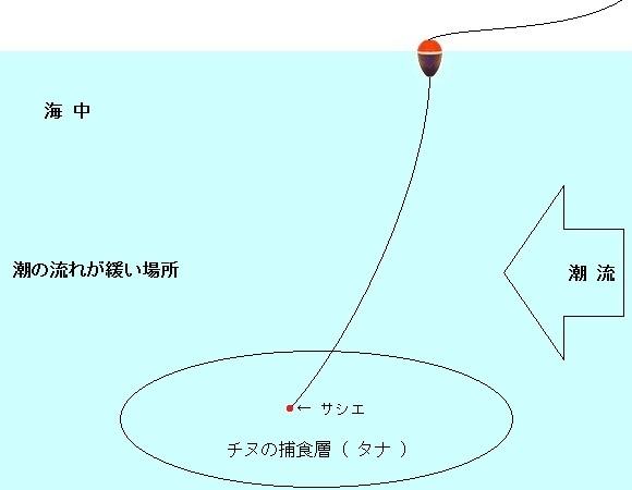 「 チヌ ( 黒鯛 ) 釣り入門 」 0250