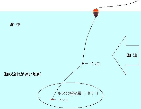 「 チヌ ( 黒鯛 ) 釣り入門 」 0253