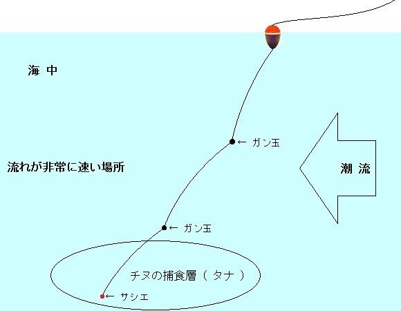 「 チヌ ( 黒鯛 ) 釣り入門 」 0255