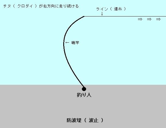 「 チヌ ( 黒鯛 ) 釣り入門 」 0258