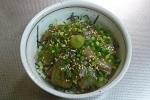 チヌ( クロダイ )の食べ方「 漬け丼とたれの作り方の魚料理レシピ 」.jpg