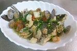 チヌ( クロダイ )料理レシピ「 白身魚のアクアパッツァの作り方 」.jpg