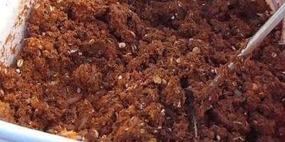 フカセ釣り マキエ( コマセ )の作り方 オキアミと配合餌