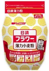 日清フラワー 薄力小麦粉