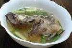 魚料理レシピ「 カサゴ・ガシラ・アラカブの味噌汁と煮付けの作り方 」.jpg