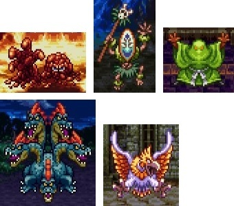 ドラゴンクエスト�V そして伝説へ... 世界樹の葉を落とすモンスター.jpg