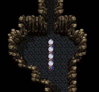 ドラゴンクエスト�V そして伝説へ... 謎の洞窟 B1F.jpg