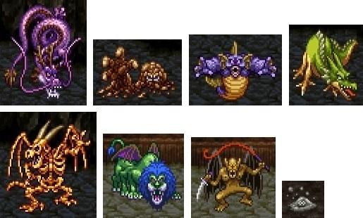 ドラゴンクエスト�V そして伝説へ... 謎の洞窟 出現モンスター 1.jpg