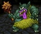 ドラゴンクエスト�V そして伝説へ... あたまがさえるほんを落とすダークトロル.jpg