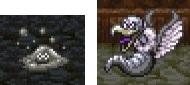 ドラゴンクエスト�V そして伝説へ... しあわせのくつを落とすはぐれメタルとメタルキメラ.jpg