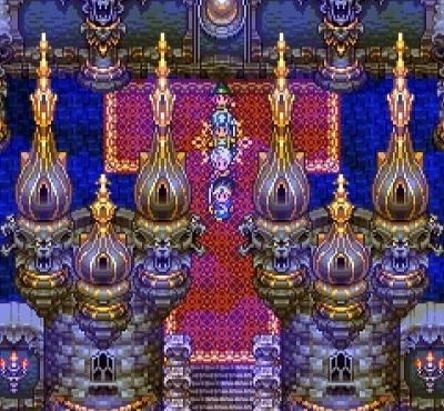 ドラゴンクエスト�V そして伝説へ... ゾーマ城 1F.jpg